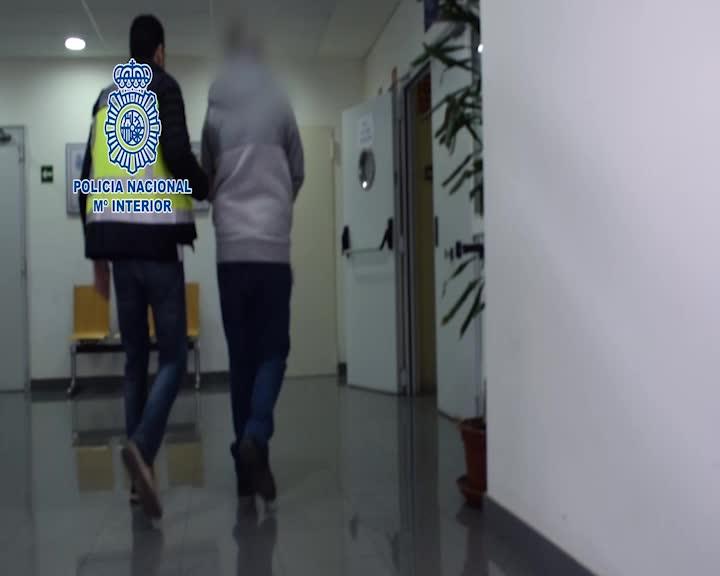 Detenido un pedófilo que contactaba con niños sudamericanos