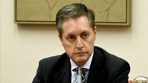 El director de la Agencia Tributaria, Santiago Menéndez.