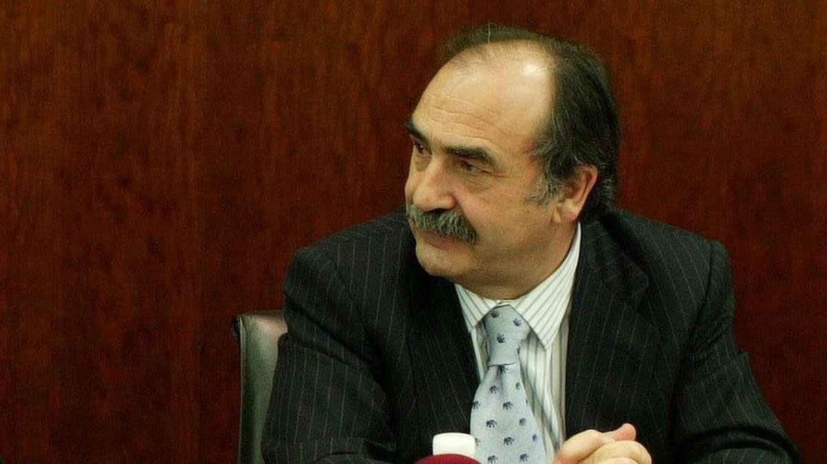 El empresario asturiano Blas Herrero, en una imagen del 2005.