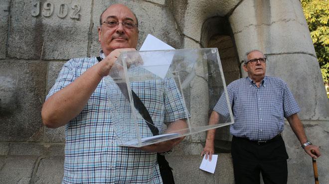 Matías Mingo y Santos Franco debaten sobre las elecciones del 27-S