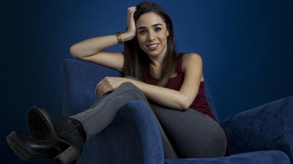 Candela Serrat: «Tengas o no apellido, siempre opinarán de ti»