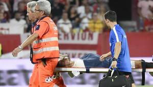 """Escudero agraeix els missatges de recolzament i assegura que tornarà """"aviat i més fort"""""""