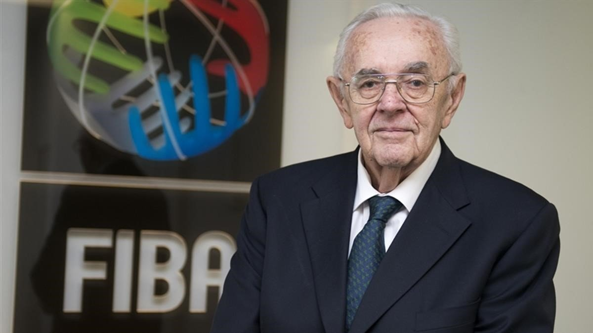 Fallece el ex secretario general de la FIBA, Boris Stankovic.