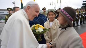 El Papa reclama atenció per detectar els rebrots dels totalitarismes