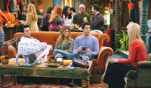 Elenco de personajes de 'Friends'