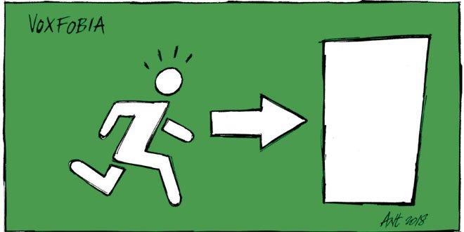El humor gráfico de Anthony Garner del 9 de Diciembre del 2018