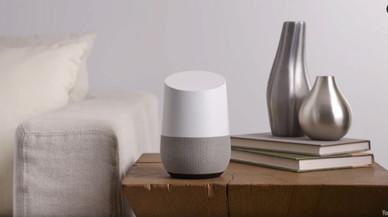 Los asistentes de voz Google Home y Google Mini, a la venta en España