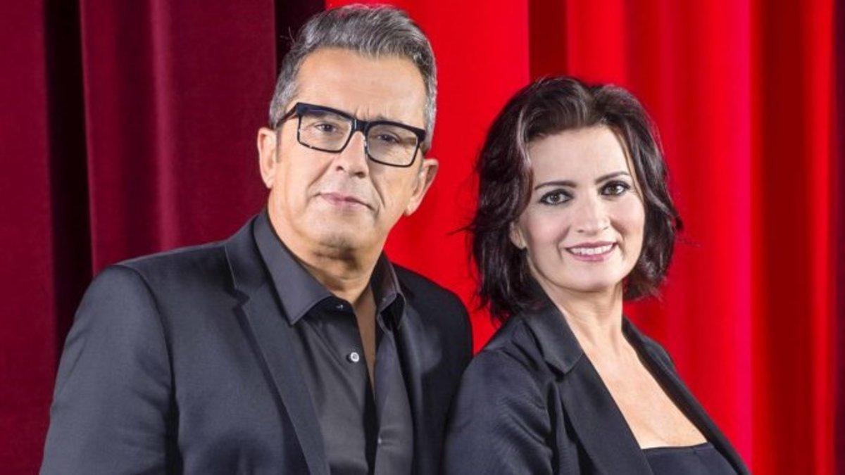 Silvia Abril y Andreu Buenafuente serán los maestros de ceremonias de los Goya 2019 en La 1