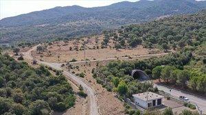 La zona donde han hallado al pequeño Gioele, cerca de Messina.