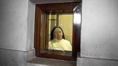 «La hermana Mariàngels es muy forofa del Barça»