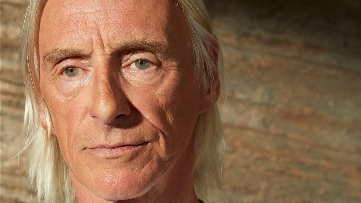 Paul Weller, en una imagen promocional.