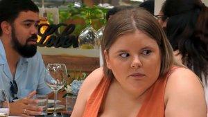 'First dates': Una joven creyente se enfada con su cita por no saber cuál es el patrón de su pueblo
