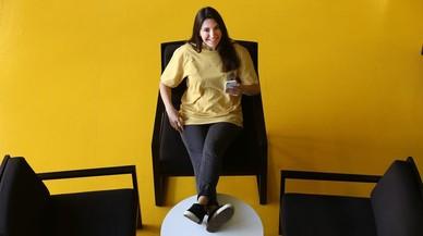 """Gemma Prenafeta: """"Connectem gent que vol fer coses"""""""