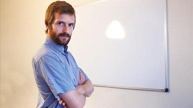 """Guillem Martínez: """"Trato de quitar capas a la cebolla del derecho"""""""