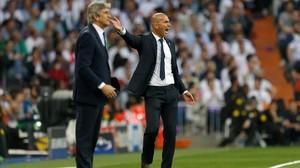 """Zidane: """"Hem aconseguit alguna cosa, però no hem guanyat res"""""""