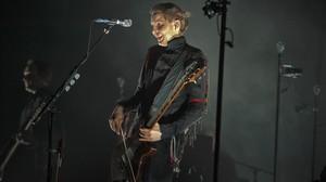 Jónsi, líder de la banda islandesa Sigur Rós.