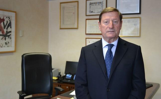 Jorge Gallardo, presidente de Almirall.
