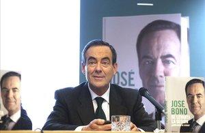 """La queja de Zapatero, según Bono: """"Montilla y Maragall han sido nuestras desgracias políticas"""""""