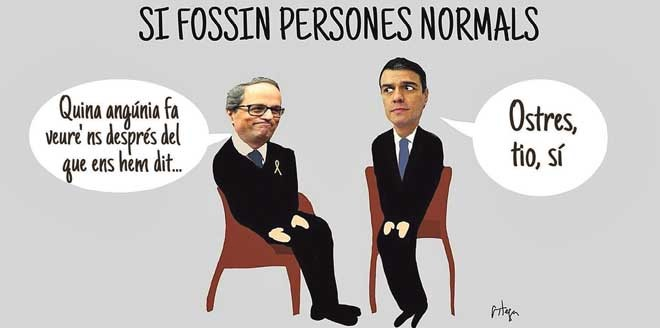L'humor gràfic de Juan Carlos Ortega del 10 de Juliol del 2018