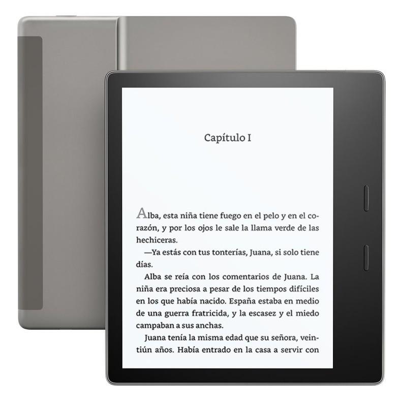 Nuevo modelo Kindle Oasis, de Amazon