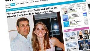 Augmenta la pressió sobre el príncep Andreu i el seu paper en el 'cas Epstein' després de la detenció de la seva exnòvia