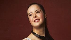 Nova York acull la primera model espanyola amb síndrome de Down