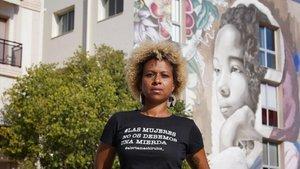 Maite A., activista detrás del perfil 'Alerta Machirulos'.