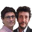 Manuel Alejandro Hidalgo y José Moisés Martín