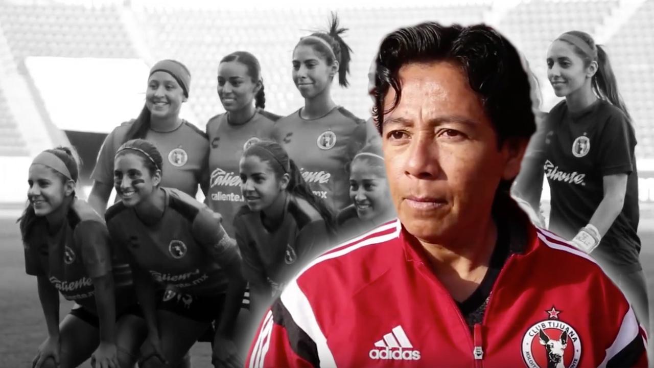 Mar Ibarra, la pionera del fútbol femenino mexicano asesinada.