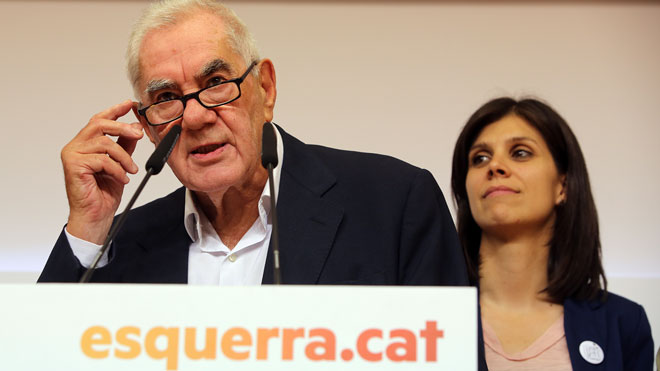 Maragall s'obre a negociar un tripartit amb el PSC