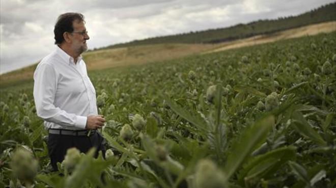 Mariano Rajoy, la leyenda del registrador