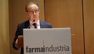 Martín Sellés, presidente de Farmaindustria.