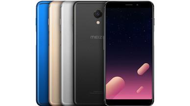 Así es el 'smartphone' de Meizu modelo M6s