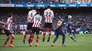 Antes del clásico, el Barça será campeón