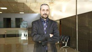 El presidente de Autònoms Pimec, Miquel Camps, en una foto de archivo.