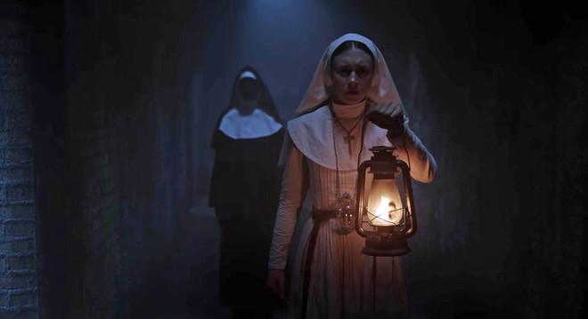 'La monja' y otras 6 películas sobre religiosos malvados