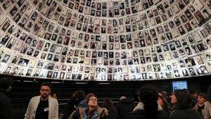 Museo del Holocausto en Jerusalén.