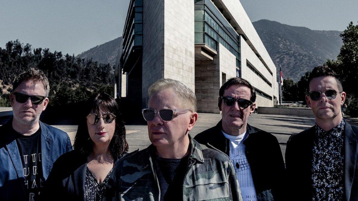New Order actuarà al festival de Porta Ferrada 2019