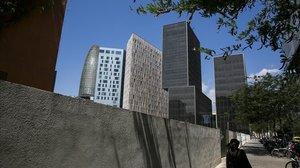 Oficinas en el barrio del 22% de Barcelona.