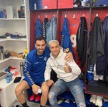 Enric Gallego reemplaça Chimy Ávila a l'Osasuna