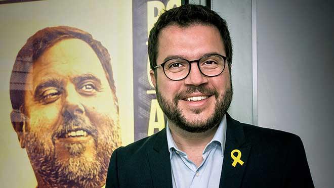 """Pere Aragonès: """"Si Sánchez vol resoldre el conflicte, que emeti senyals"""""""