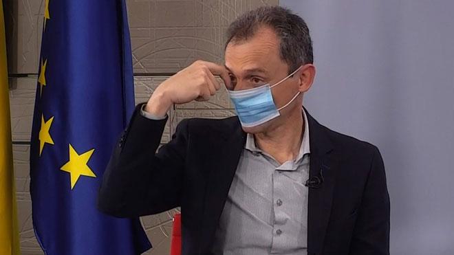 Pedro Duque: El Ratoncito Pérez tiene salvoconducto permanente para ir donde tenga que ir.
