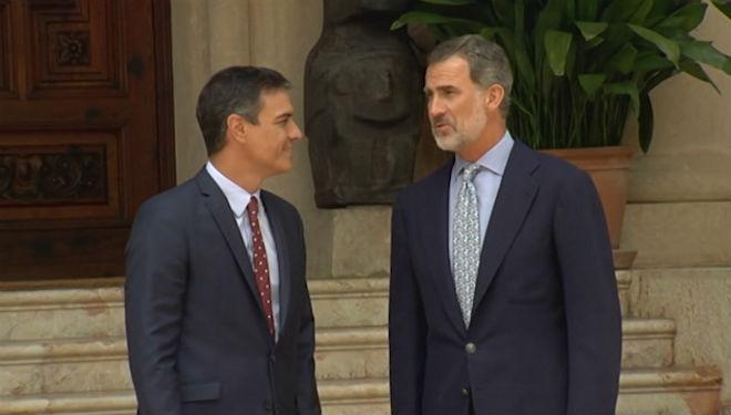 Felipe VI iniciará la ronda de consultas con los líderes políticos para proponer candidato a la investidura.
