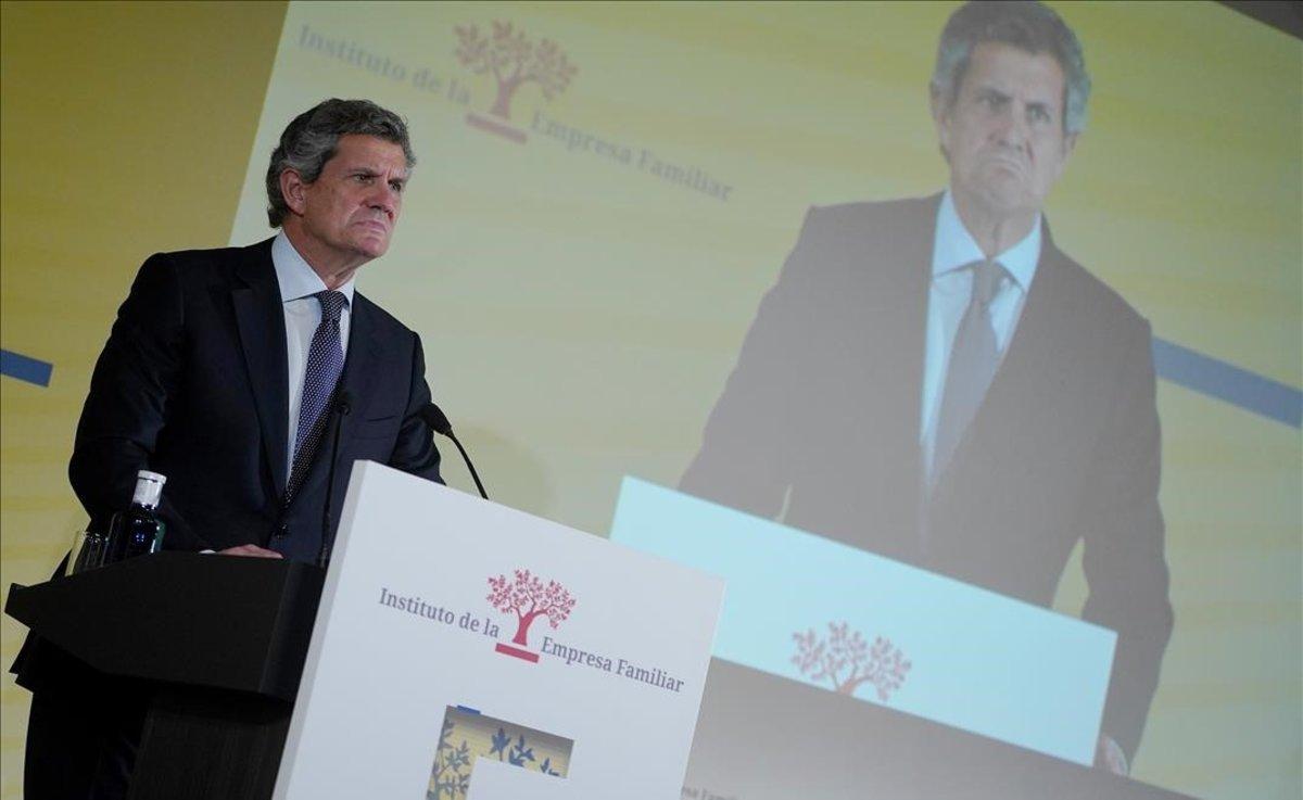 El presidente del Instituto de la Empresa Familiar, Francisco J. Riberas.