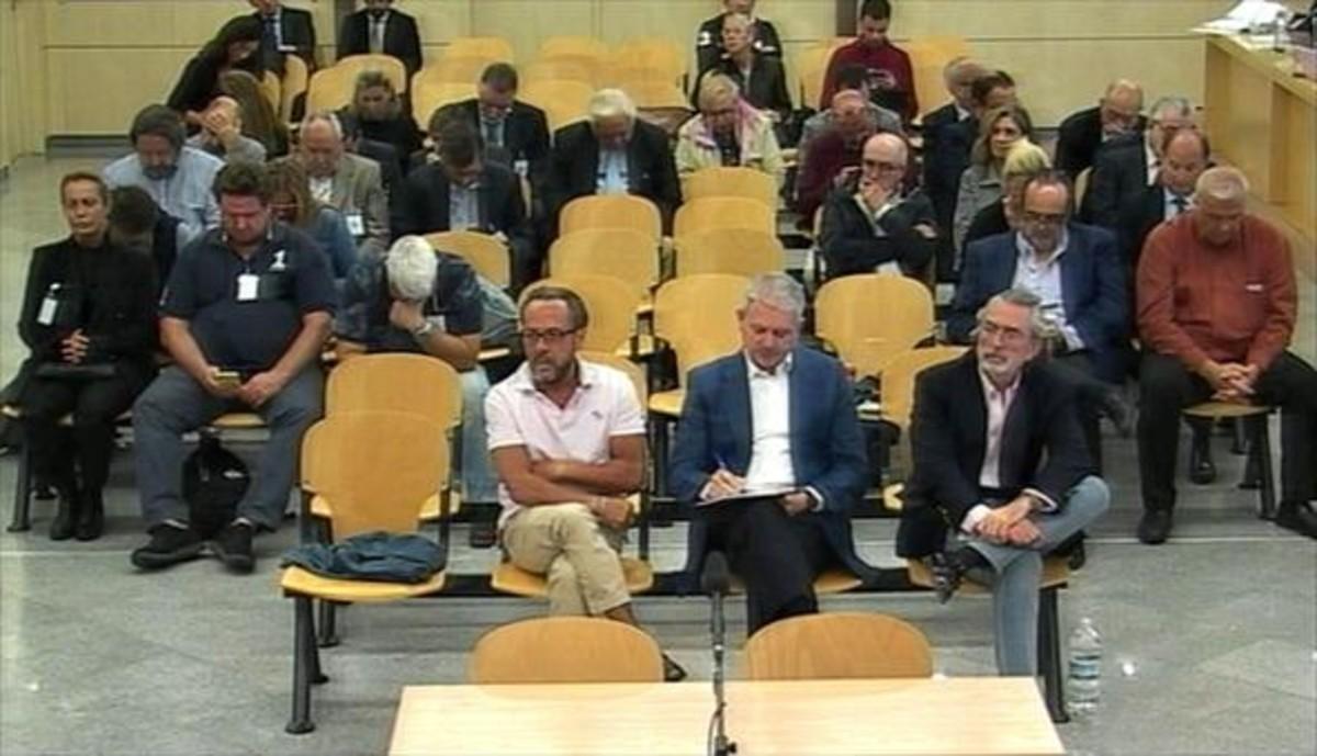 Álvaro Pérez Alonso, el Bigotes, Pablo Crespo y Francisco Correa, cabecillas de Gürtel, se enfrentan a penas de más de veinte años de cárcel
