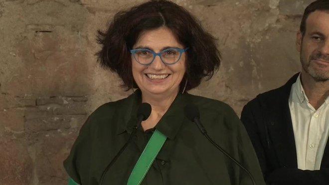 Rosa Lluch, filla d'Ernest Lluch, encapçalarà la llista dels comuns al Senat