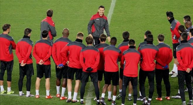 Un Espanyol en crisis despide a Sergio y apuesta por Galca