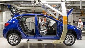 Les fàbriques de Seat i Nissan, arrenquen de nou