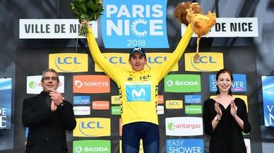 Marc Soler gana la París-Niza