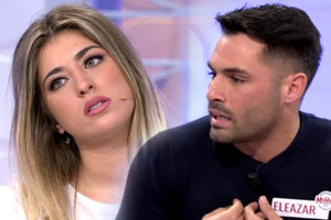 'MYHYV' | Los besos de Sophie con Uri que han sacado a Eleazar de sus casillas